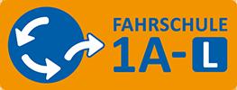 Fahrschule 1A-L Michael Gerber Logo